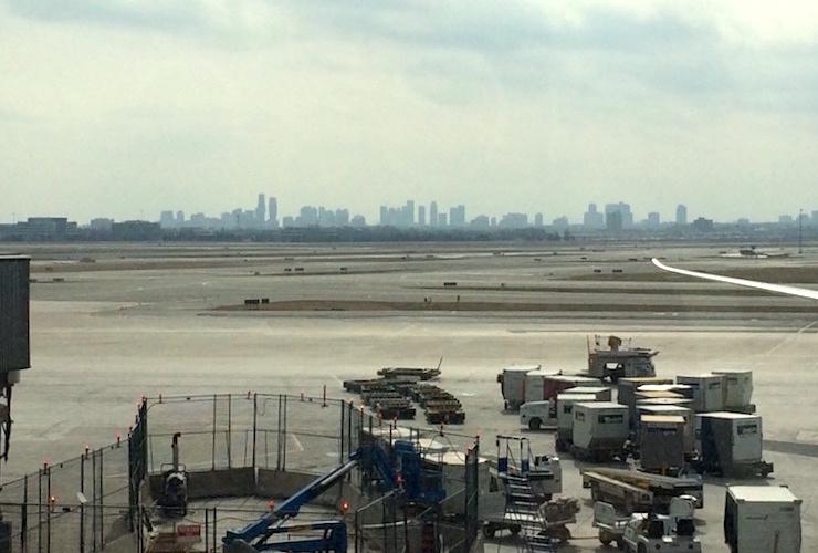 Toronto: Pearson Airport