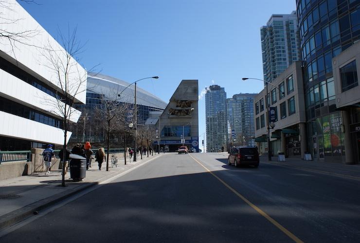 Toronto: Roger Centre