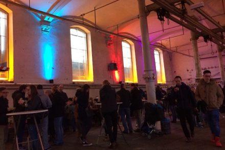 Street Food Festival Karlsruhe: Alter Schlachthof
