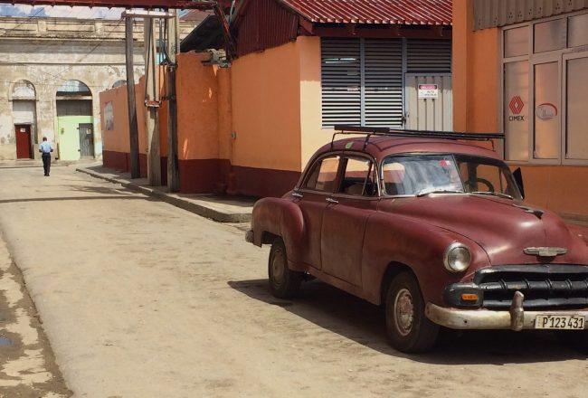 Kuba Oldtimer: Santiago de Cuba