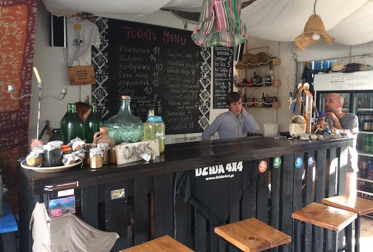 Georgien: Oasis Club Udabno