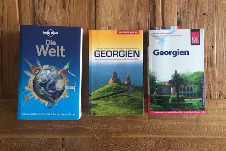 Georgien Reiseführer