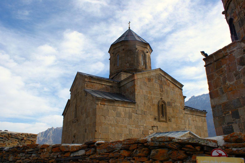 Gergetier Dreifaltigkeitskirche, Gergetis Sameba