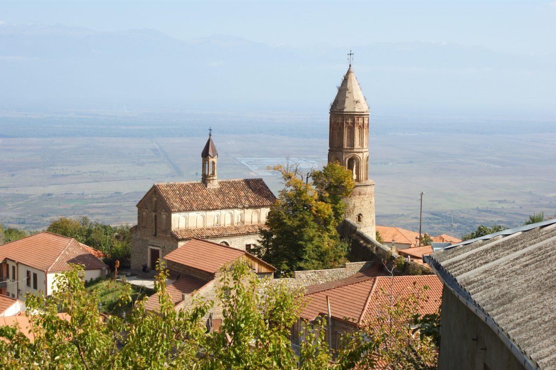 Sighnaghi - St. Georgskirche