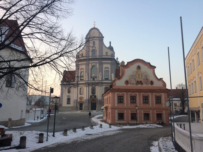 Altötting: Basilika St. Anna