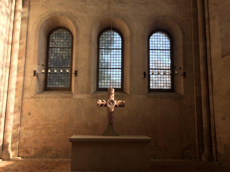 Basilika - kleiner Altar