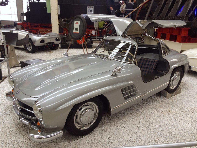 Technik Museum Speyer: Mercedes Benz SL300
