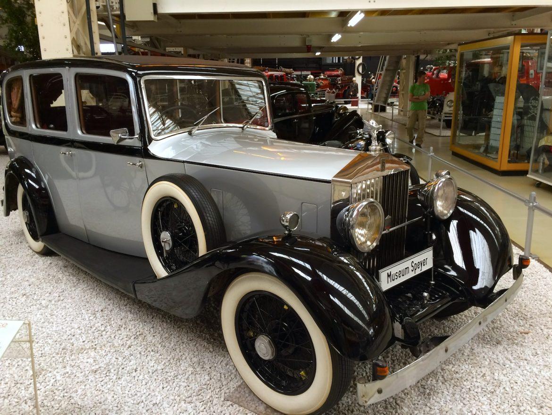 Technik Museum Speyer: Rolls-Royce