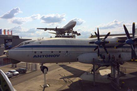 Technik Museum Speyer: Antonov 22 und Boing 747