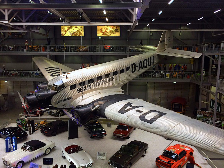 Technik Museum Speyer: Junker JU52