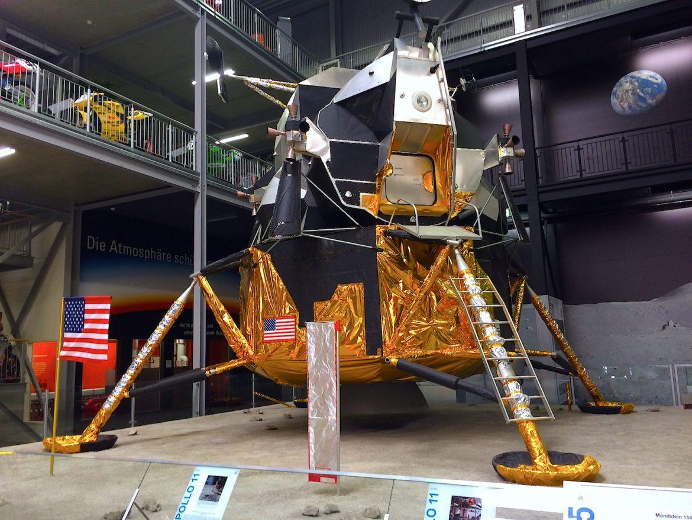 Technik Museum Speyer: NASA Eagle