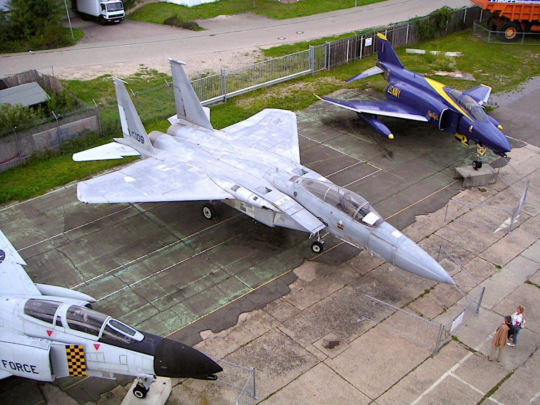 Technik Museum Speyer: McDonnell Douglas F-15 Eagle