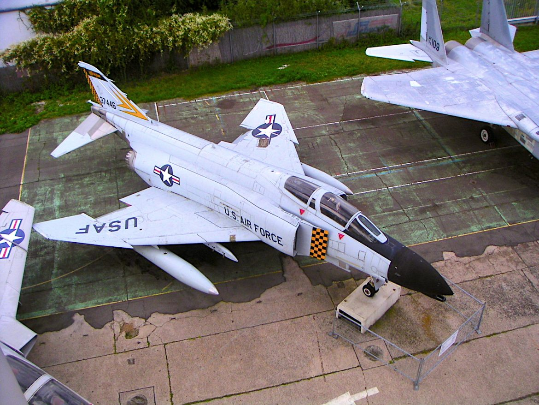 Technik Museum Speyer: McDonnell Douglas F-4 Phantom