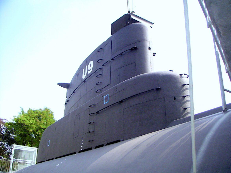 Technik Museum Speyer: U-Boot U9