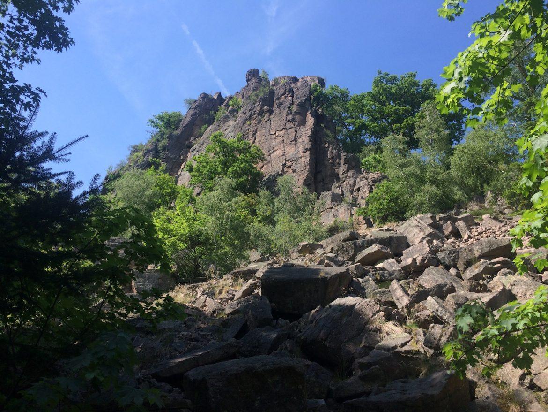 Baden-Baden: Battert-Felsen