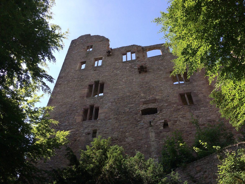 Baden-Baden: Schloss Hohenbaden