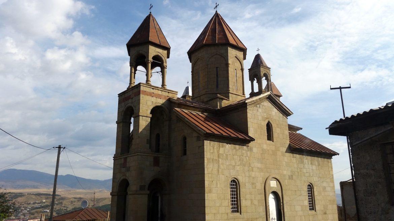 Achalziche: Armenisch-katholische Kirche der heiligen Zeichen Surb Nschan