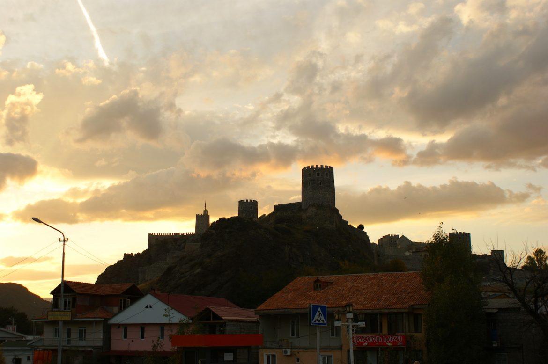 Achalziche: Festung Rabati