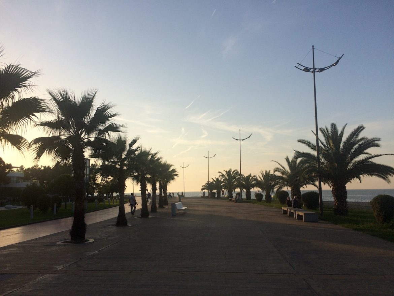 Batumi Strandpromenade