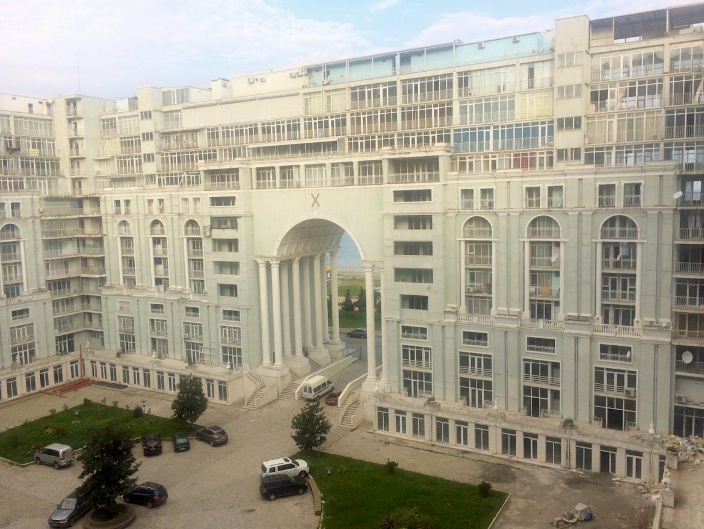Batumi Innenhof