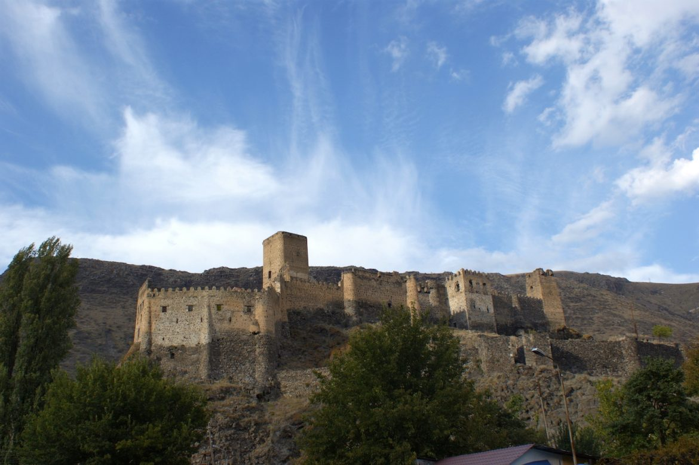 Festung Khertvisi