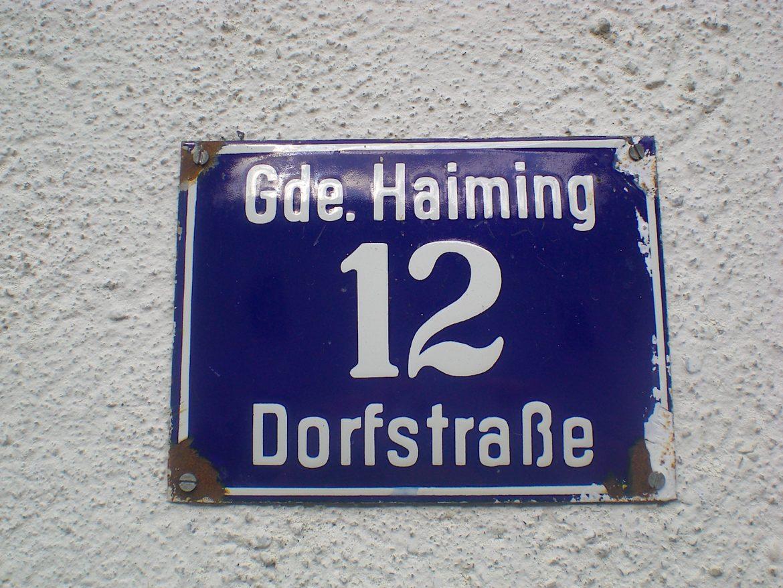 Haiming Tirol Ötztal Dorfstraße 12