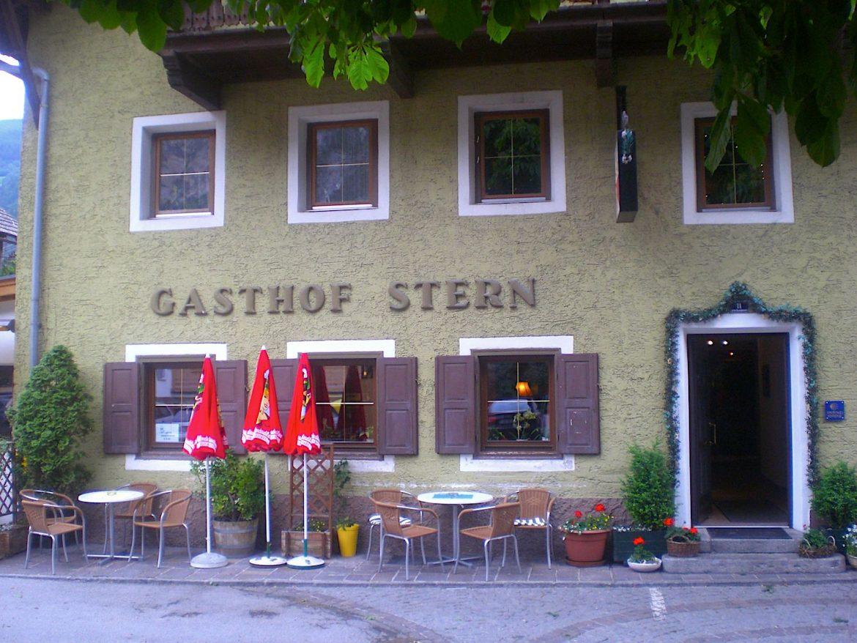 Haiming Tirol Ötztal Gasthof Stern
