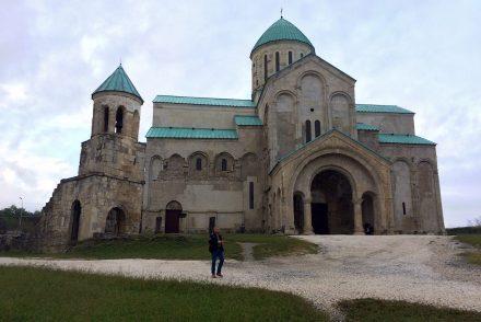 Kutaissi: Bagrati Kathedrale
