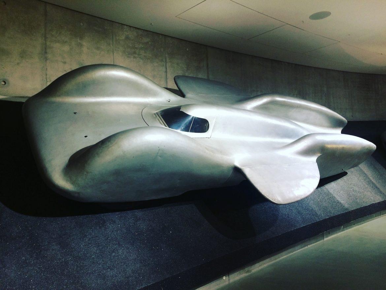 Mercedes Benz Museum Stuttgart: T80
