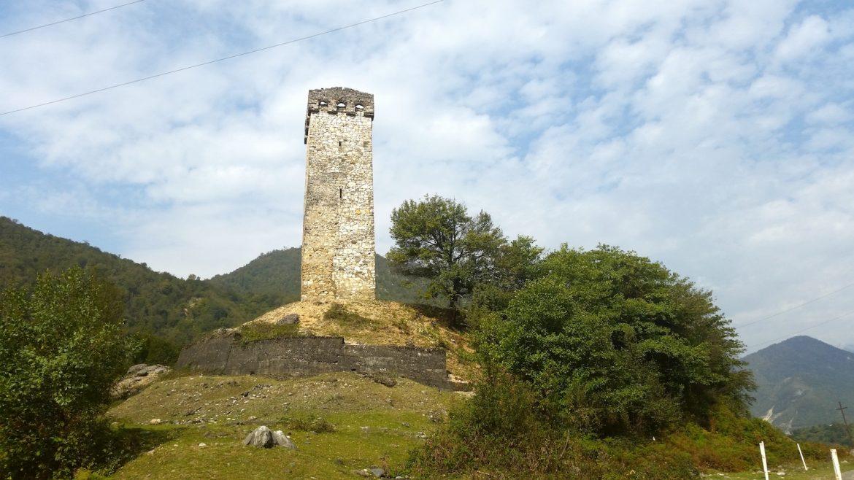 Swanetien Wehrturm