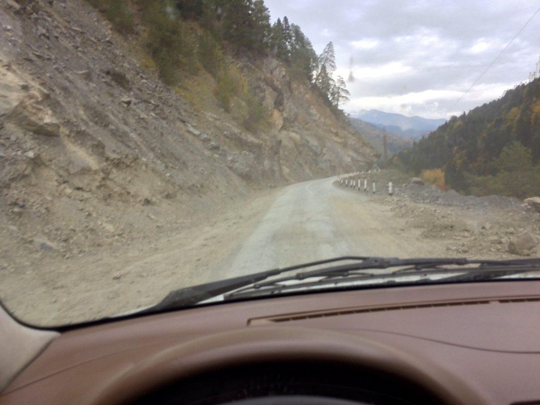Mestia Road