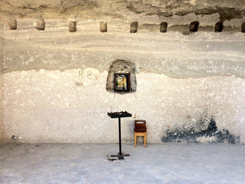 Höhlenstadt Wardsia