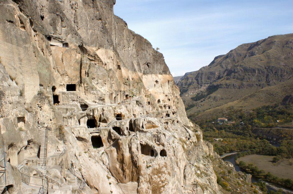 Höhlenstadt von Wardsia