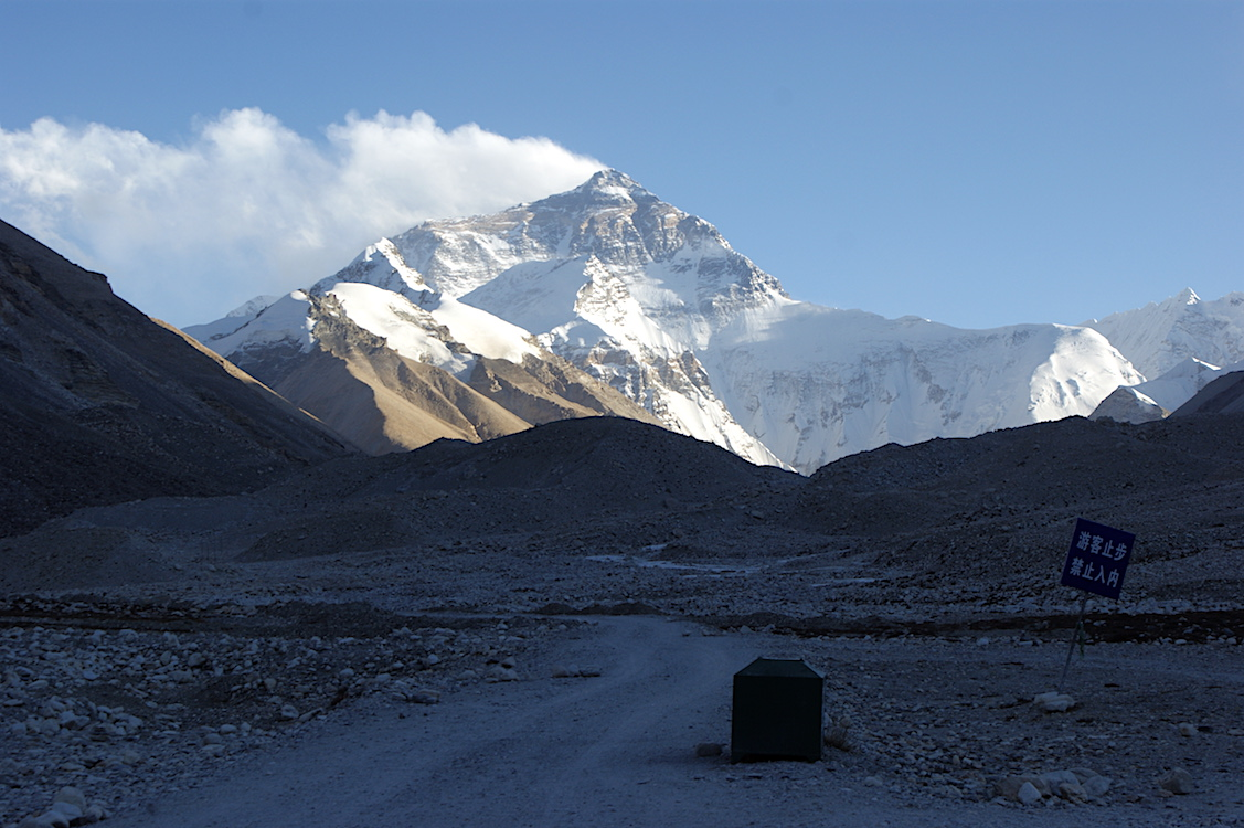 Mount Everest: EBC closed