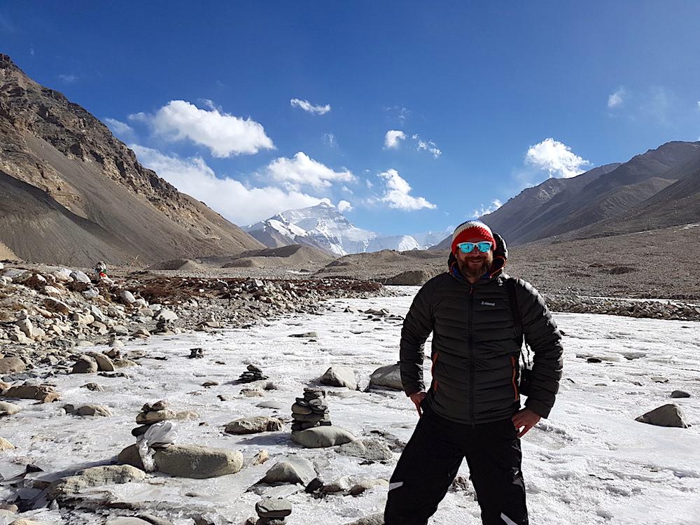 Mount Everest - Jean Mathieu