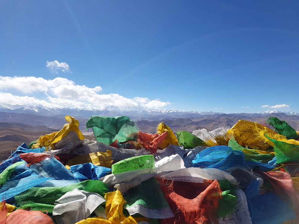 Mount Everest: letzter Pass