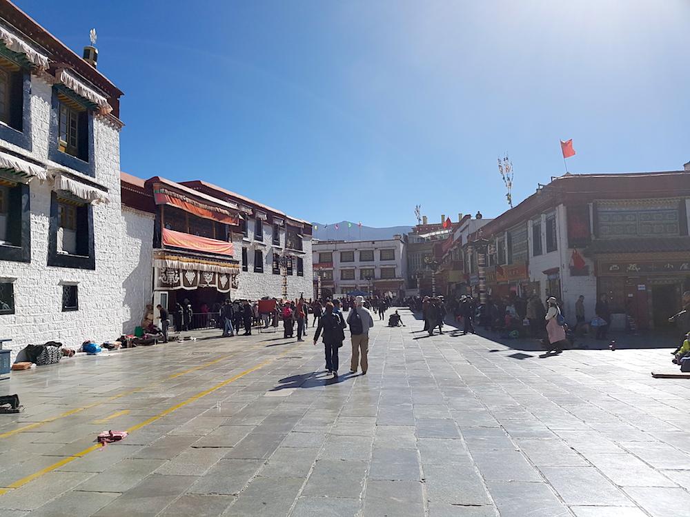 Barkhor-Market