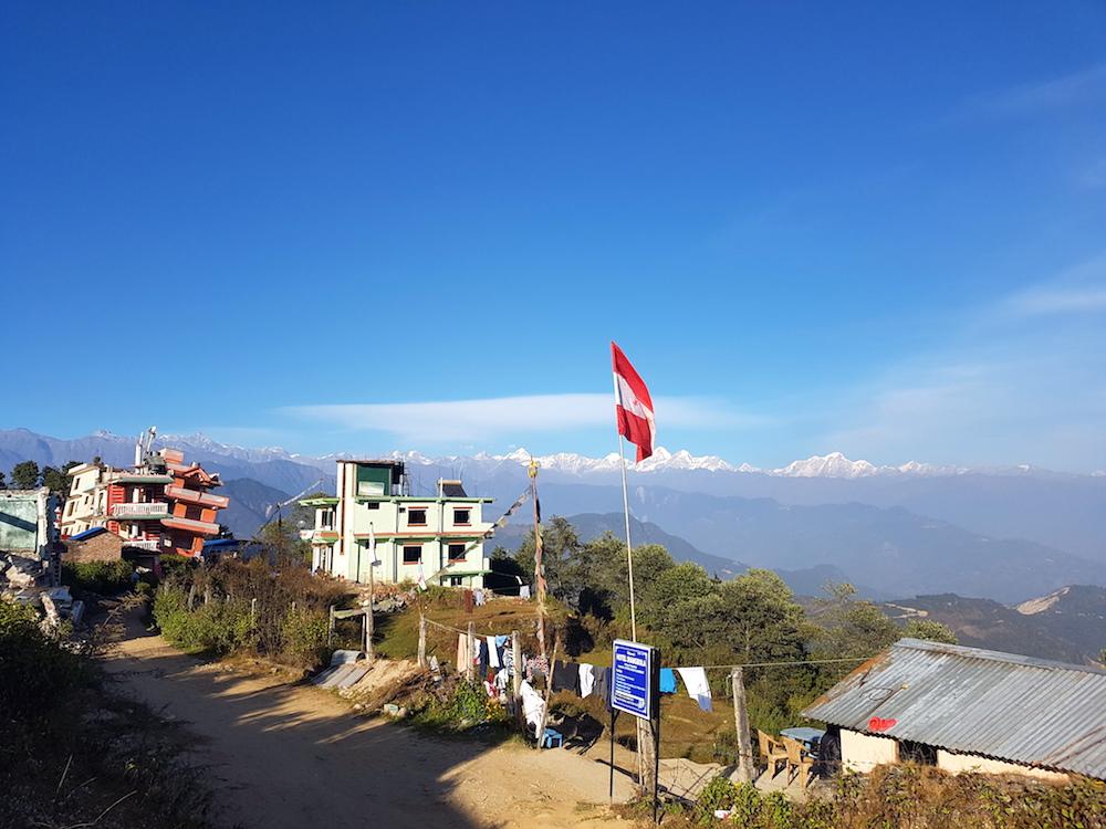 Chisopani, Himalaya, Shivapuri National Park
