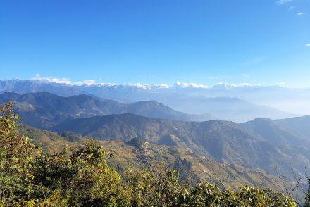 Hiking Chisaposi