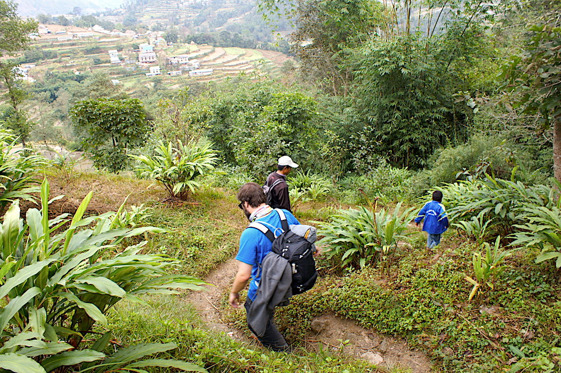 Trekking Kathmandu Valley