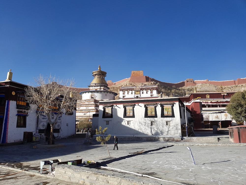 Khumbum-Stupa