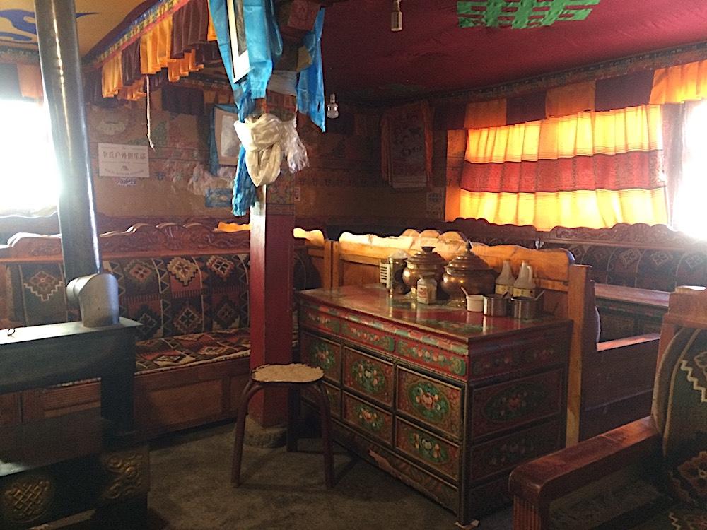 Rongbuk Restaurant / Mount Everest Tibet