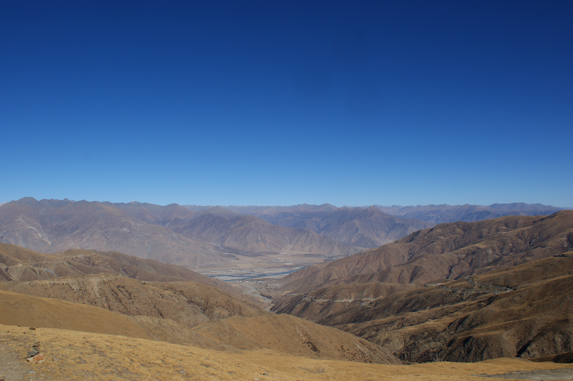 Landscape Tibet / China