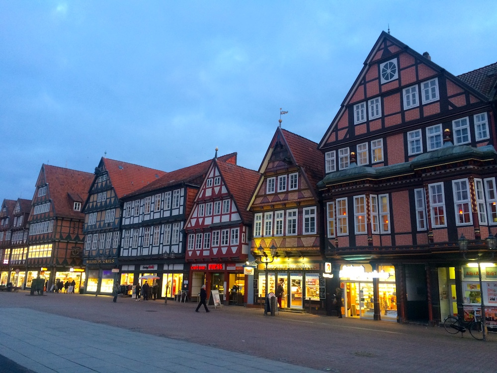 Altstadt von Celle