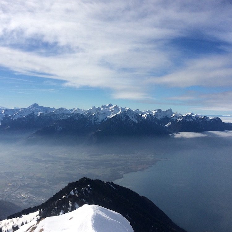 Genfer See / Lac Leman