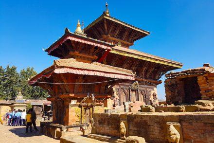 Changu Tempel Narayan