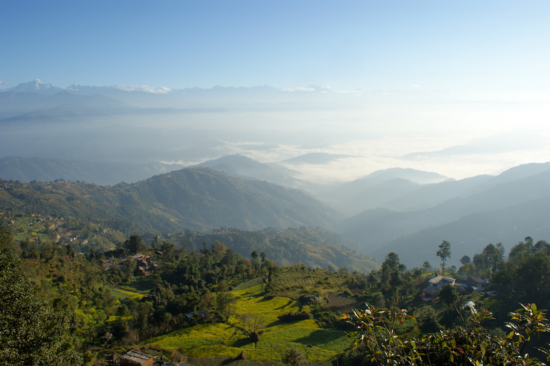 Trekking in Nagarkot