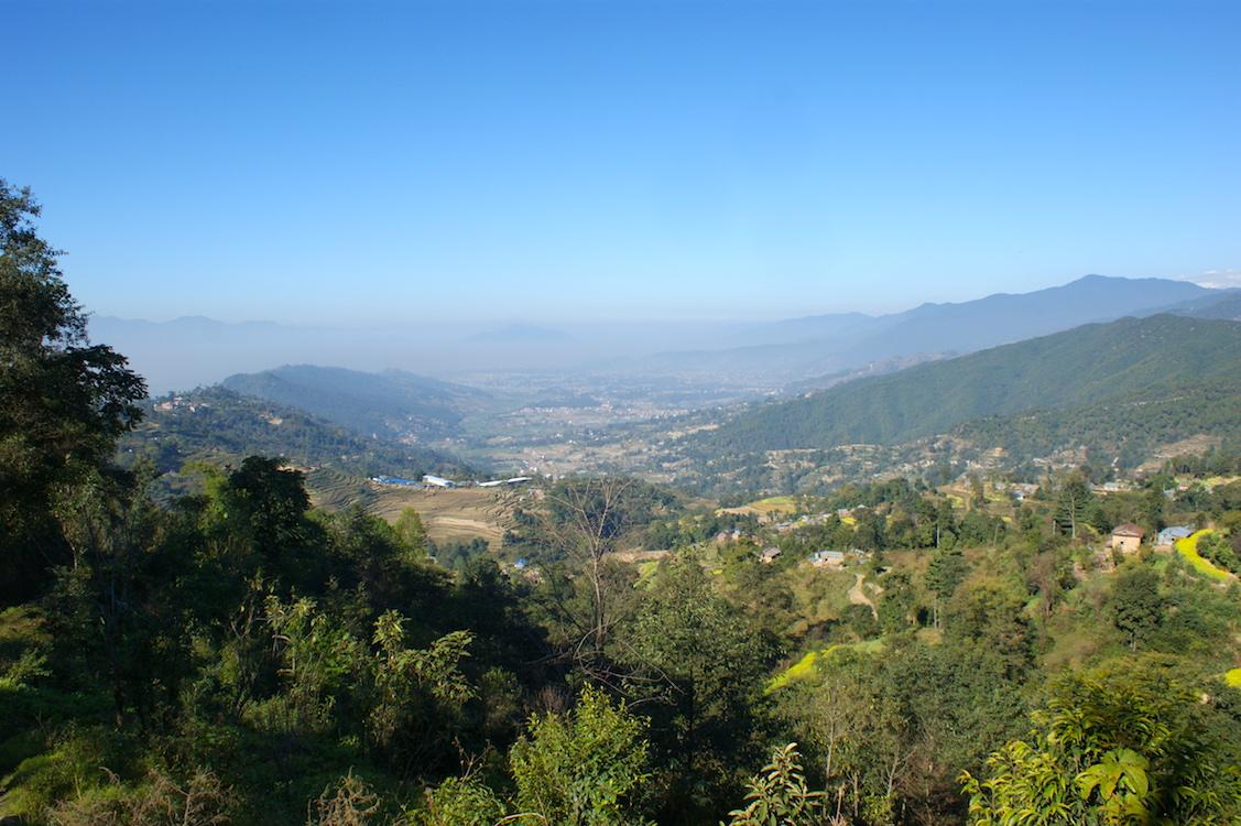 Trekking im Kathmandu-Tal