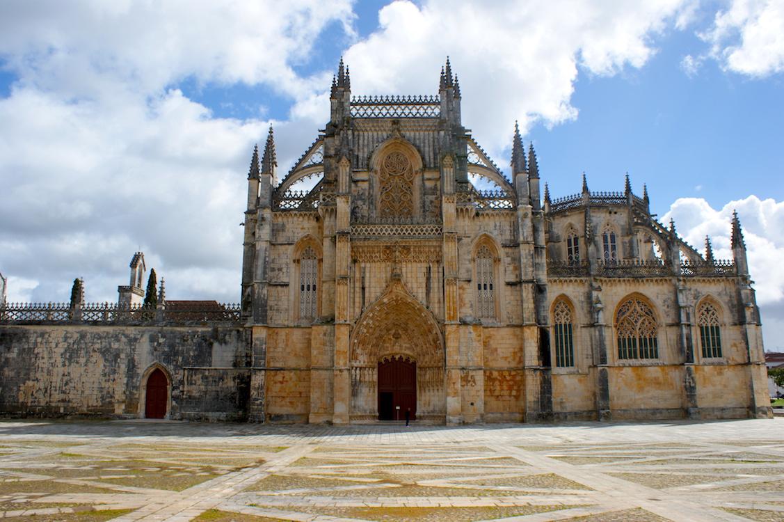 Kloster Batalha / Kirche (Portugal)