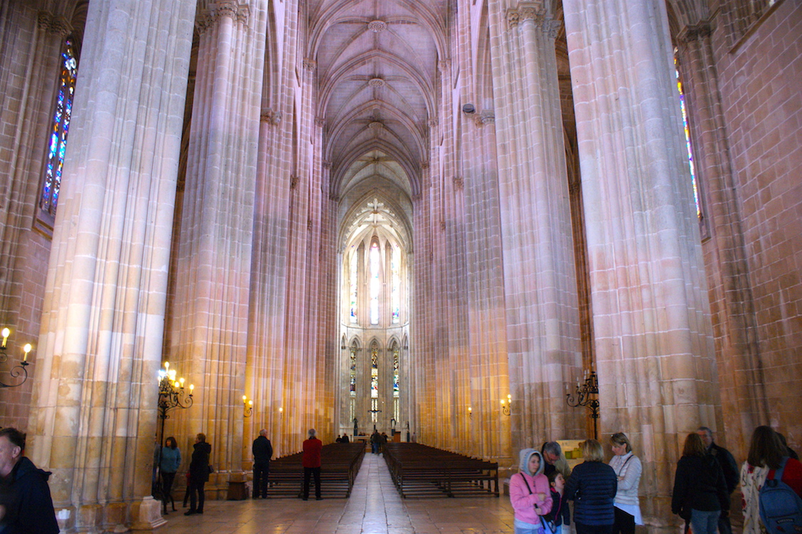 Kloster Batalha / Kirche